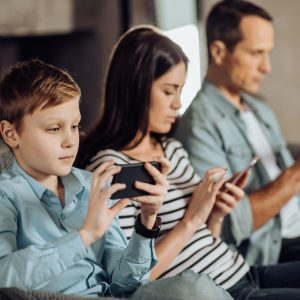 Family All Texting